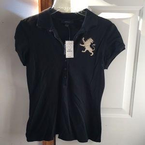 Women's Express  short sleeve polo